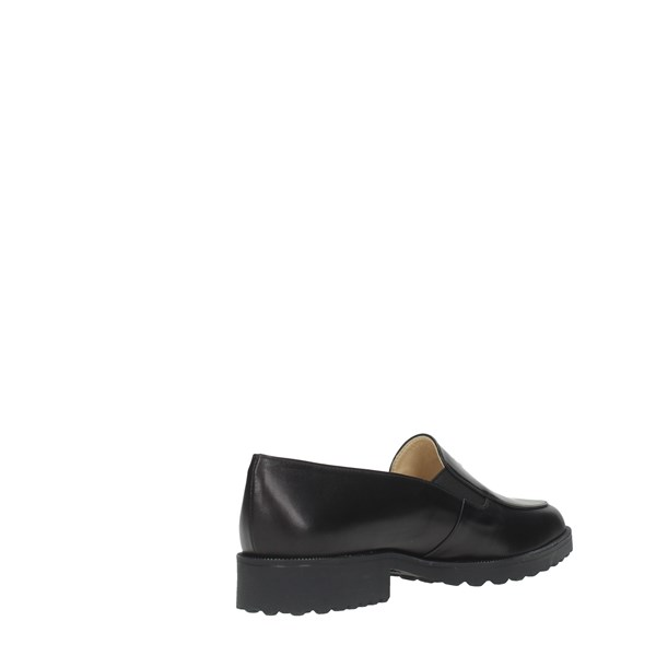 Brunate Shoes Women Moccasins And Slippers Black 2621