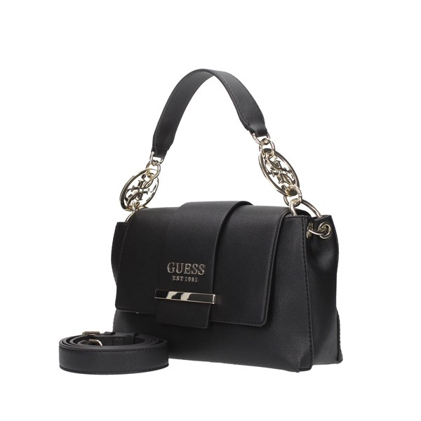 Guess Borse Accessories Women Shoulder Bags Black HWEG74/74180