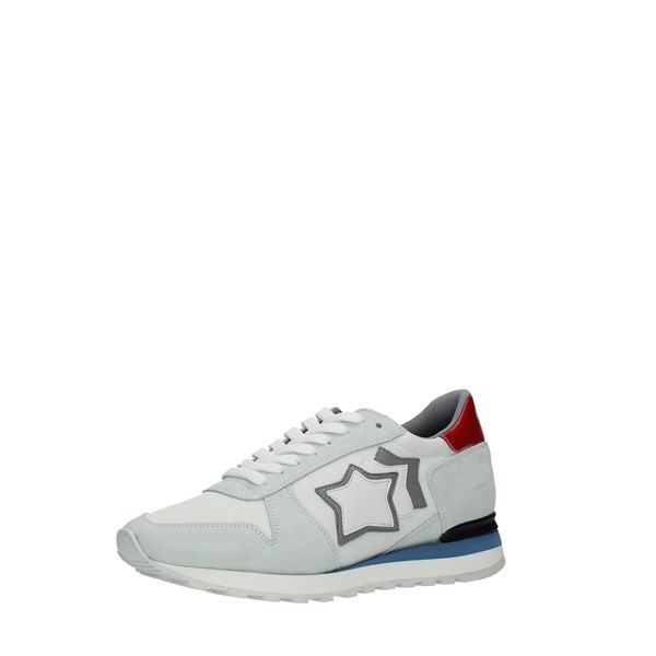 Atlantic Star Shoes Man Sneakers White ARGO