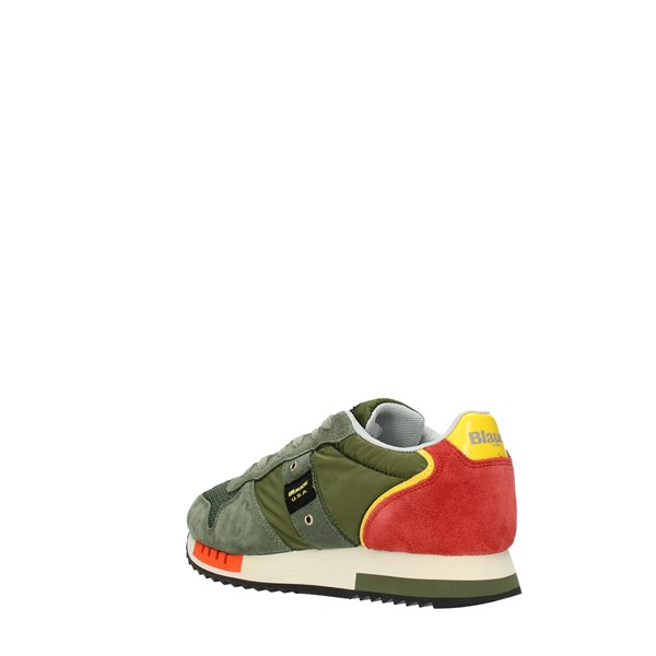 Blauer Shoes Man Sneakers Multicolor SOQUEENS01