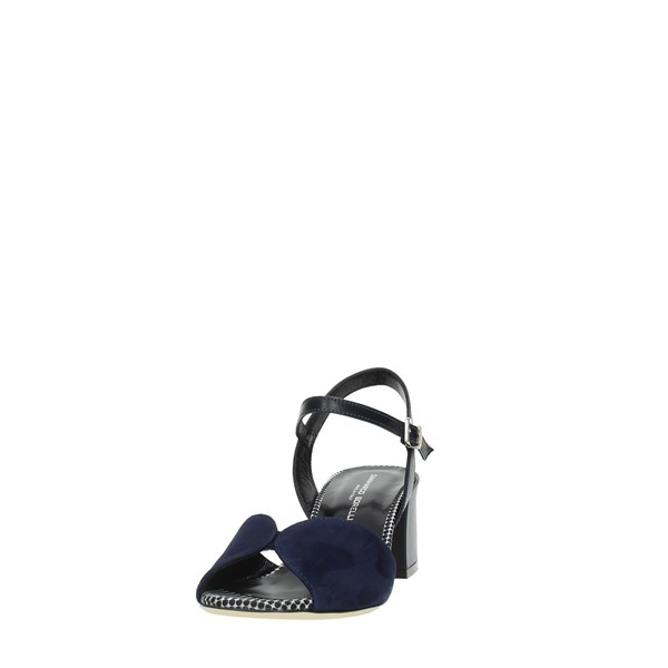 Gianmarco Sorelli Shoes Women Sandals Blue 2036