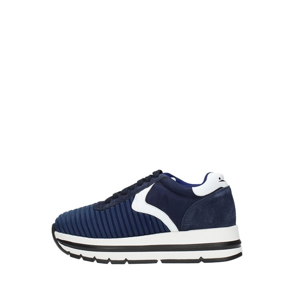Voile Blanche Shoes Women Sneakers Blue APRILLE EASY