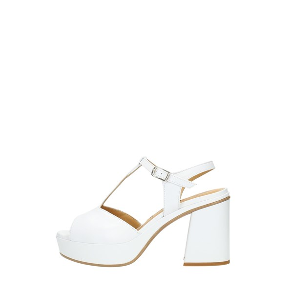 Silvia Rossini Shoes Women Sandals White SR13