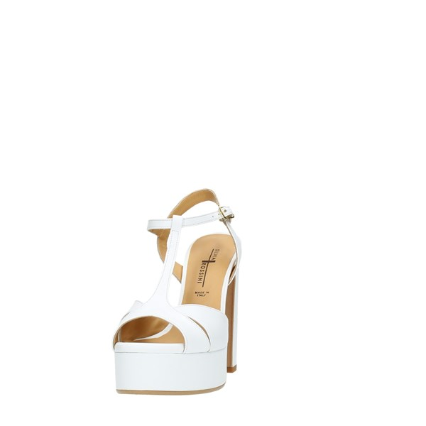 Silvia Rossini Shoes Women Sandals White SR21