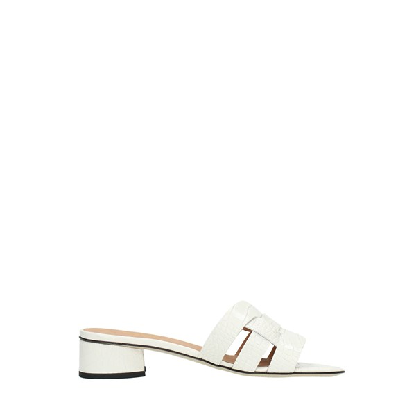 Franca Shoes Women Sandals White 3457