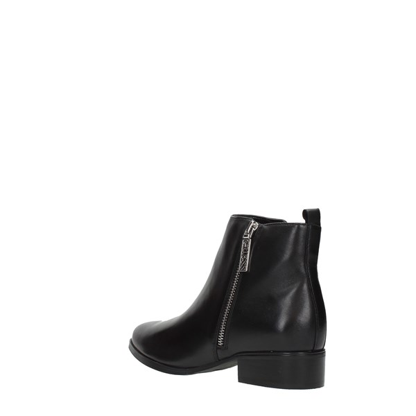 Guess Shoes Women Booties Black FL7VAY