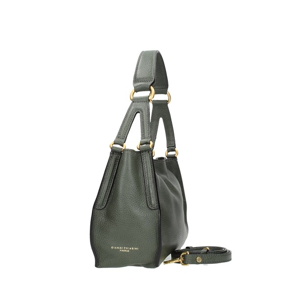 Gianni Chiarini Accessories Women Shoulder Bags Green BS7950 RMN