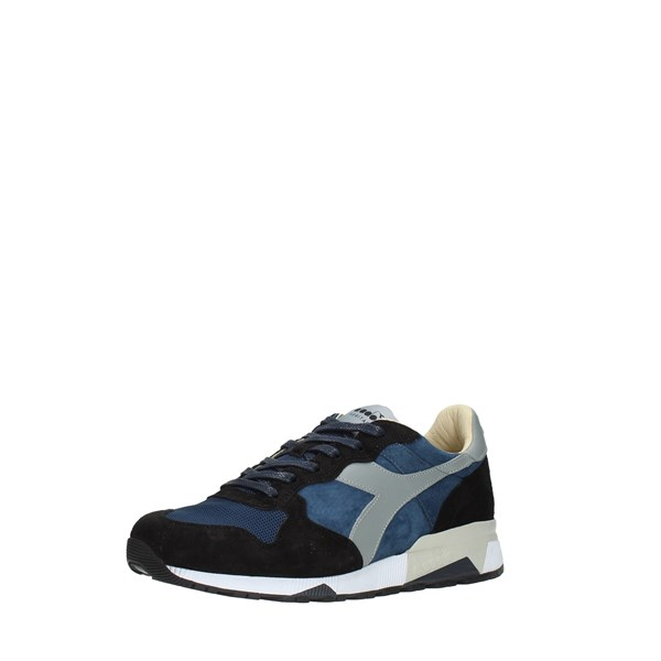 Diadora Heritage Shoes Man Sneakers Blue 201.176585