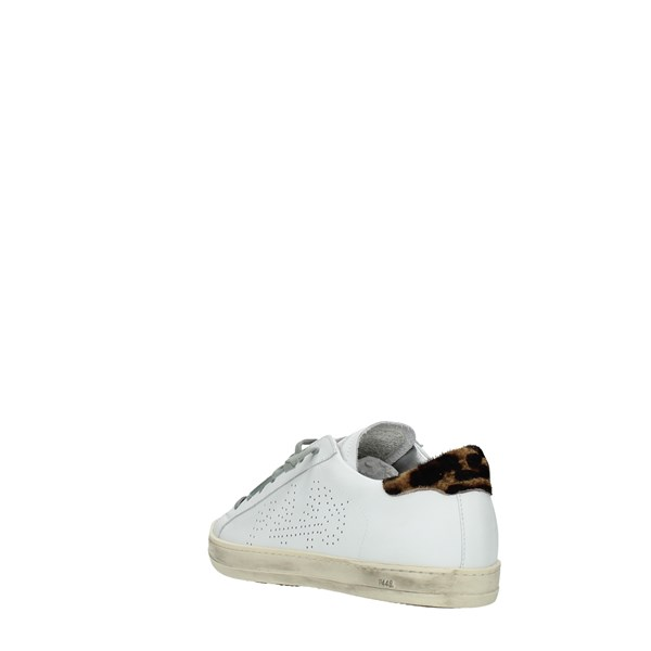 P448 Shoes Women Sneakers White JHON WHI/CLEO