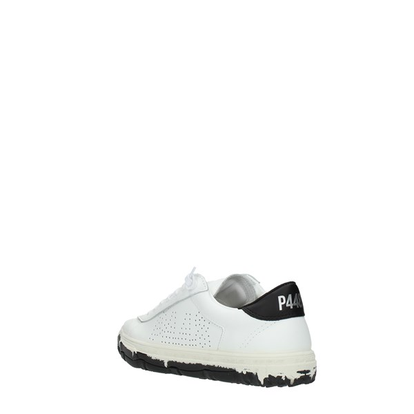 P448 Shoes Women Sneakers White YCSL WHI/BLK