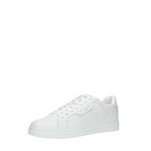 Michael Kors Shoes Man Sneakers White 42F9KEFS1L