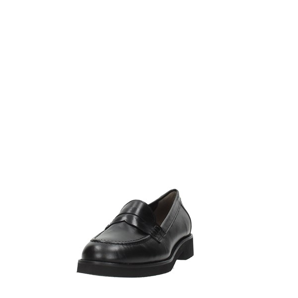 Daniela Rossi Shoes Women Moccasins And Slippers Black 12042