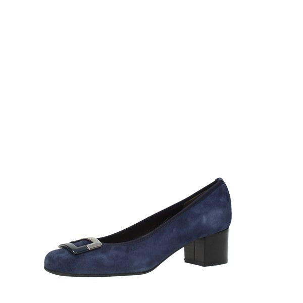 Daniela Rossi Shoes Women Cleavage And Heeled Shoes Blue 12812