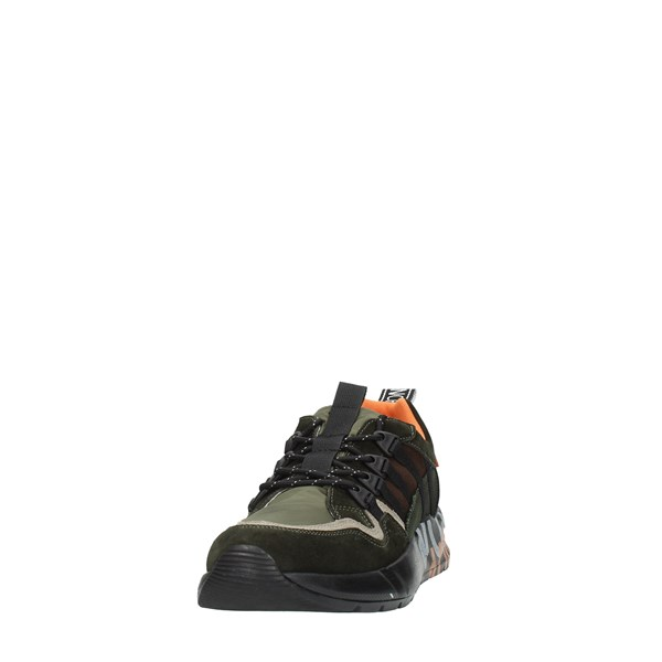 Voile Blanche Shoes Man Sneakers Green CLUB07