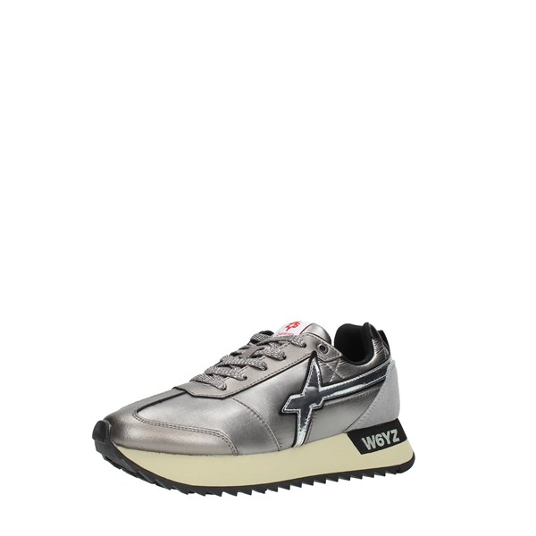W6yz Shoes Women Sneakers Grey KIS-W