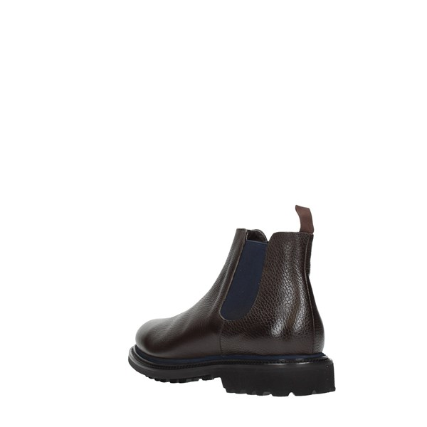 Marechiaro Shoes Man Booties Brown 5360