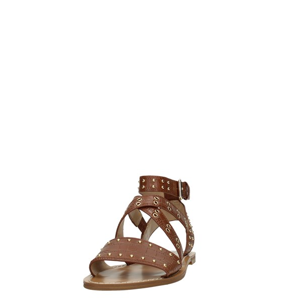 Guess Shoes Women Sandals Leather FL6CV2
