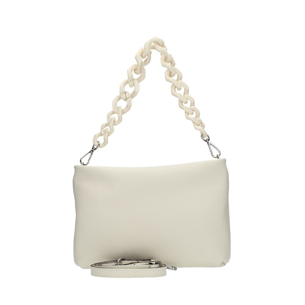 Gianni Chiarini Accessories Women Shoulder Bags White BS8265/21PE GRN