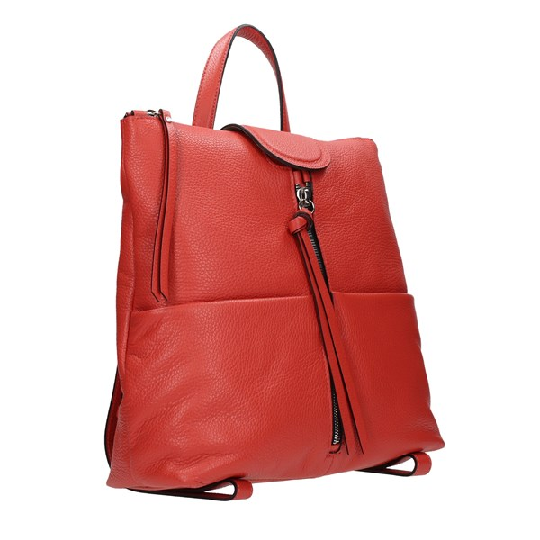 Gianni Chiarini Accessories Women Backpack Red ZN7040/21PE GRN