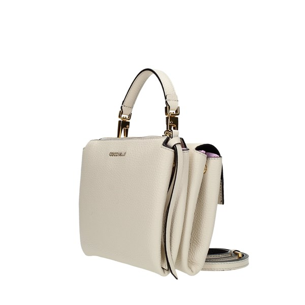 Coccinelle Accessories Women Shoulder Bags White HD5 55B701