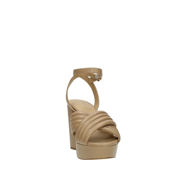 Michael Kors Shoes Women Sandals Beige 40S1ROMS1L