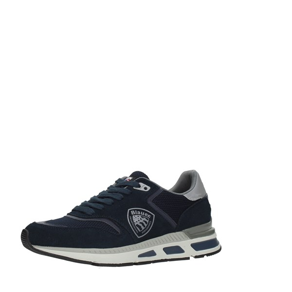 Blauer Shoes Man Sneakers Blue S1HILO01/SME