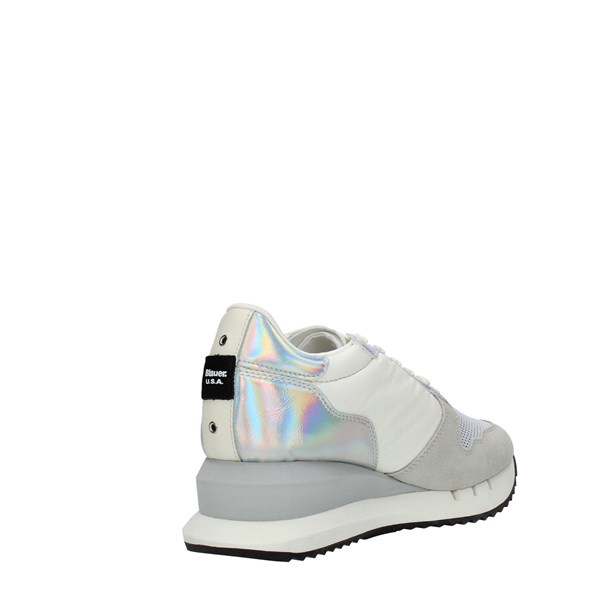 Blauer Shoes Women Sneakers White S1CASEY01/OLO