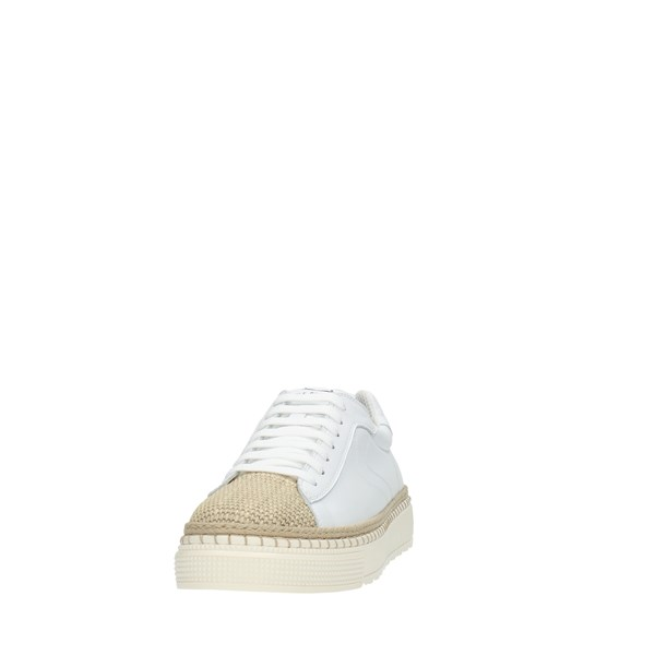 Voile Blanche Shoes Man Sneakers White CAPRERA ROPE