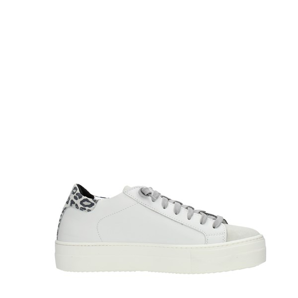 P448 Shoes Women Sneakers White THEA-W