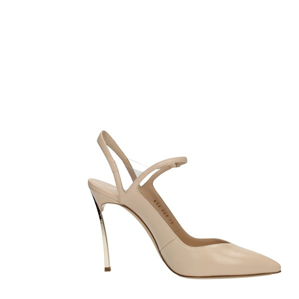 Casadei Shoes Women Elegant shoes Beige 1H731P100MC03522801