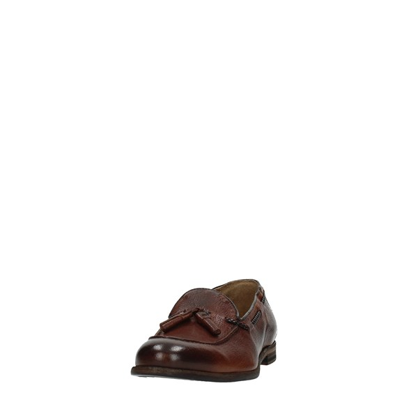 Marechiaro Shoes Man Moccasins And Slippers Brown 5998