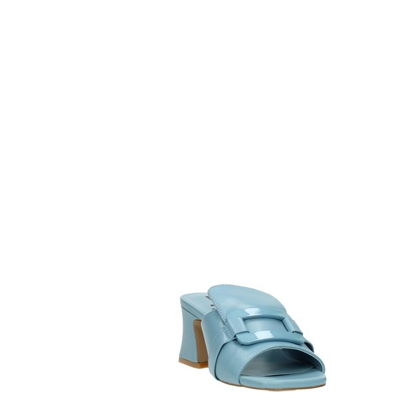 J E A N N O T Shoes Women Sandals Blue GJ424J