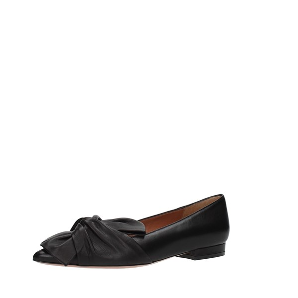Fratelli Russo Shoes Women Ballerinas Black GHIRA 13