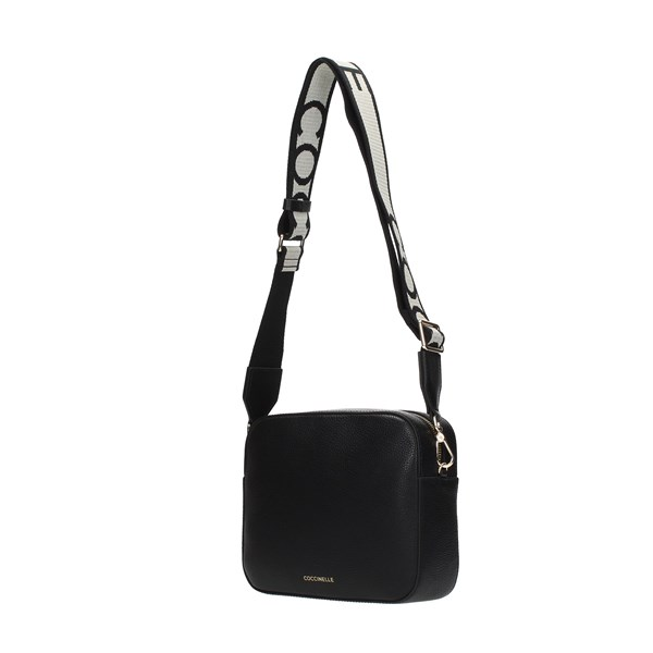 Coccinelle Accessories Women Shoulder Bags Black HV3 55M307