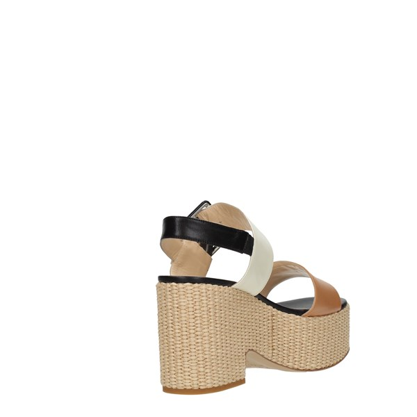 Shada Shoes Women Wedge Sandals Multicolor R94